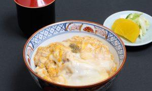 「親子丼」 1,030円 (小)550円