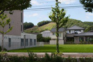 松ヶ崎駅「出入口1」付近