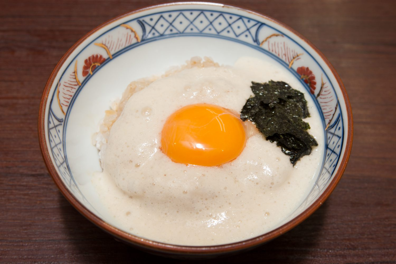 TORORO-DON(とろろ丼)
