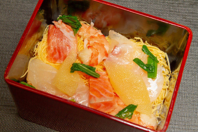 ちらし寿し, Chirashi Sushi_1