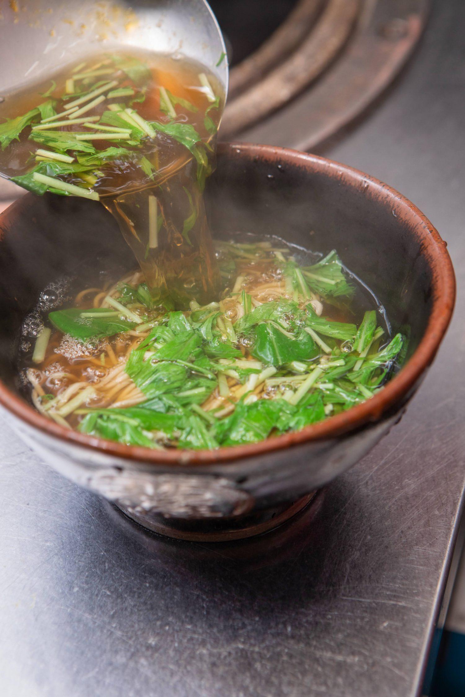 木の子雲吞麺2