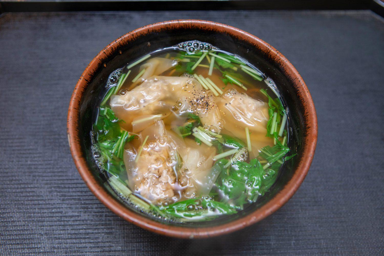 木の子雲吞麺1